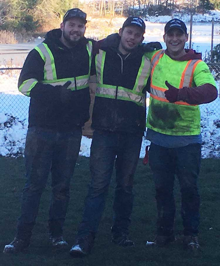 About the guys and Long Lake Landscaping